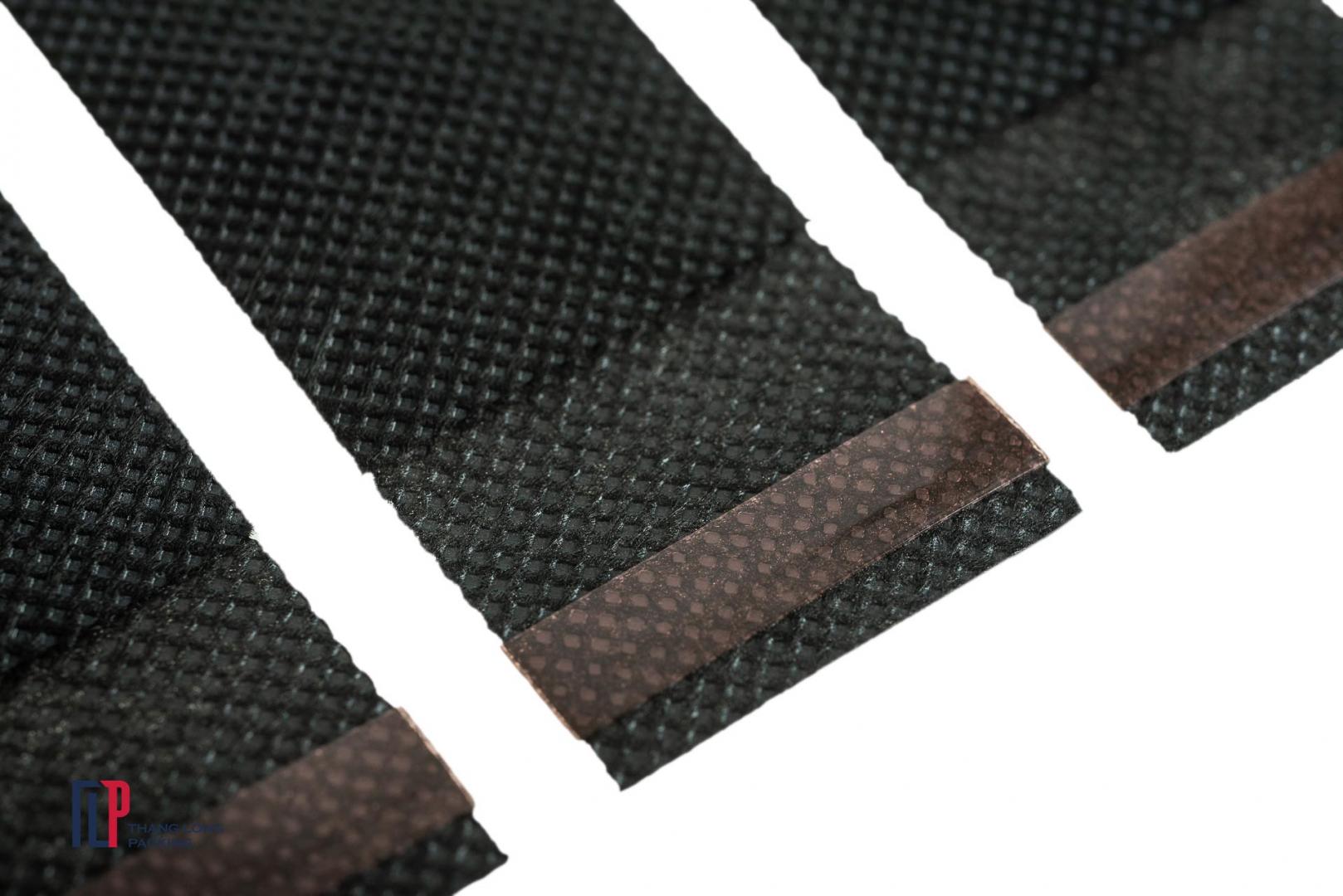 Túi PP dệt đen